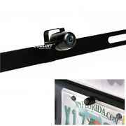 Hd Ccd Car License Plate Backup Camera Rearview System For Cars Rv Suv Pickup