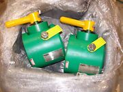 New Piper Oilfield Compact Topside Ball Valve 10kpsi 6170cwp Bc204-111111111