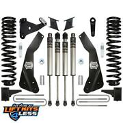 Icon K67300 7 Suspension Lift Kit - Stage-1 For 2011-20 Ford F-250/f-350 Sd 4wd