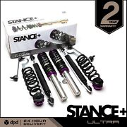 Stance+ Ultra Coilovers Suspension Kit Bmw E91 Touring All Engines