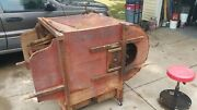 Antique Jp Singer Fanning Mill Grain And Seed Cleaner