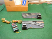 1 Pair Of American Flyer S Gauge 720 Remote Control Track Switches