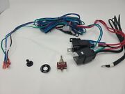 Cmc/t-h Marine 7014g Tilt/trim Wiring Harness Includes Switch Boot And Backplate
