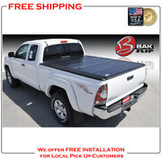 Bakflip G2 Folding Tonneau Cover For 2016-19 Toyota Tacoma 6' Bed Cover 226427