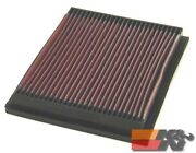 Kandn Replacement Air Filter For Mazda 929/b2200/b2600 33-2117