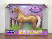 Breyer 2014 Horse Of The Year Limited Edition Amelia Appendix Quarter 62114new