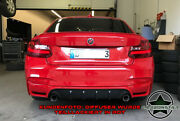 Cstar Frp Diffuseur Arriandegravere 235i 240i M235i M240i T1 Pour Bmw F22 F23 M Package