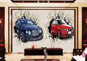 Wear And The Wall 3d Full Wall Mural Photo Wallpaper Printing Home Kids Decor