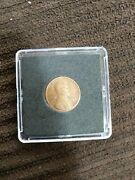 1944 Set Of Wheat Lincoln Pennies - One From Each Mint