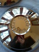 Vintage Cheverolet Corvair Hubcaps Center Wheel Cover Set Of 4