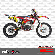Graphics Decals Stickers Full Kit For Gasgas Ec 2012-2013