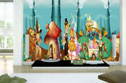Role Of Fairy Tales 3d Full Wall Mural Photo Wallpaper Printing Home Kids Decor