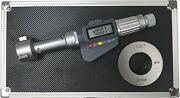 3-point Internal Micrometer Hole Bore Gauge Gage1.18-1.575andrdquo / 0.000050.001mm