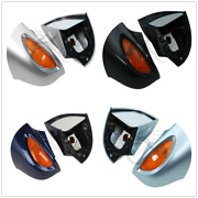Rear View Mirrors W/ Turn Signal Fit For Bmw R1100rt R1100 Rtp R1150 Rt