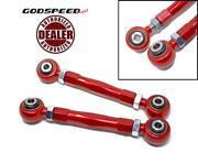 Godspeed Project Adjustable Rear Upper Camber Arms For 05-12 Porsche 911 997