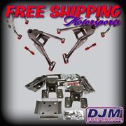 2007 - 2015 Chevy Silverado / Sierra Complete 4/6 Djm With Cast Iron Spindles