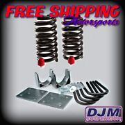 1968 - 1972 Chevy/gmc C-10 W/2.25 Wide Rear Leaf Springs/disc Brakes Only