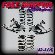 1997 - 2002 Ford Expedition 4 Front And 4 Rear Complete Kit By Djm