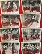 Susan Hayward With A Song In My Heart Film Lobby Cards X 8