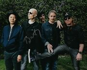 Gfa Billy Howerdel X3 Band A Perfect Circle Signed 8x10 Photo Proof A2 Coa
