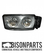+fits Iveco Stralis 2002 - 2013 Electric Adjust Headlamp Driver Side Rh Ive249