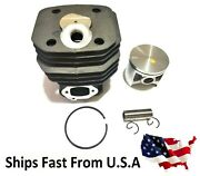 Cylinder Kit Fits Husqvarna 262, 262xp Chainsaws Replaces 503 90 79-71