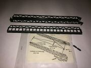 Lionel Parts , 3512-47/68 , Ladder Set With String Kit And End Pulley , 6512