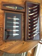 Andnbspharley Davidson Collection Knives V Twin Series And Heritage Series Set