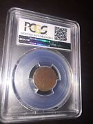 1914 D Lincoln Wheat Penny Graded Pcgsenvironmental Damage-f Detail