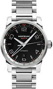 Model 109135   Brand New Timewalker Voyager Utc Automatic Menand039s Watch