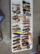 165 Tap Handle Collection With Some Very Rare Ones Among Them.