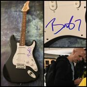 Gfa A Perfect Circle Guitarist Billy Howerdel Signed Electric Guitar Coa
