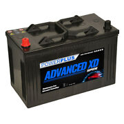 Abs Heavy Duty 664 Digger / Commercial Lorry Battery
