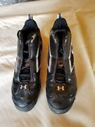 Under Armor Baseball Cleats Size 9.5
