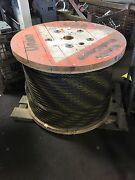 Union Wire Rope 1200 Ft 1 1/8 New 6 X 36ws Rr Xip Fc