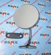 1939-1948 Buick And Oldsmobile Outside Rear View Mirror. Rh King Bee. Show Quality
