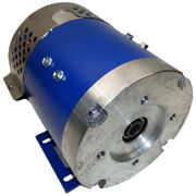 Car Hauler Parts - Electric Hydraulic Ventilated Pump Motor -not For Outdoor Use