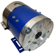 Car Hauler Parts - Electric Hydraulic Pump Motor -ok For Outdoor Use - 91b