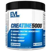 Evlution Nutrition Creatine 5000 | Strength And Power | Build Lean Muscle