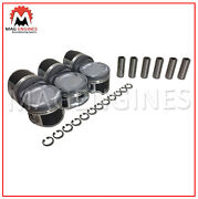 Rebuild Kit Toyota 2jz-gte 3.0 Ltr Pistons Rings Bearings And Full Gasket Kit