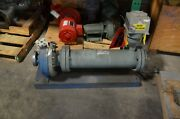 Goulds Retrofit Model Ua2-a3 Can Canned Pump, Rpm 3505 Hp 36, 460, Hayward Tyler