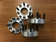 Wheel Spacers / Adapters 1.25 Bolt-on 5x120 72.56 For Bmw Range Rover 14x1.5mm