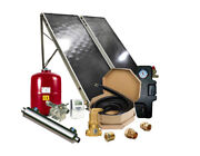 Solar Pool Heater -flat Plate Collector Solar Pool Heating System - Sph-f2