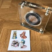 2016 Beatrix Potter Decal Stickers With Or Without Silver Proof Style Displays