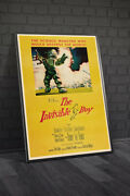 The Invisible Boy 1957 Ii Movie Poster Framed