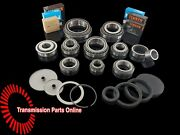Vw Transporter T5 2.5td 6 Spd 0a5 Gearbox Bearing And Oil Seal Rebuild Kit 2008
