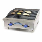 Comstock Castle Fhp48-4rb 48 Radiant Gas Char Broiler Counter Top