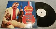 Mack Magaha Plays Bluegrass And Country At Opryland-vinyl Lp Record Album-signed