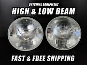 Oe Front Halogen Headlight Bulb For Plymouth Valiant 1963-1976 High And Low Beam