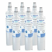 Refresh Replacement Water Filter - Fits Lg 5231ja2006a-s Refrigerators 6 Pack